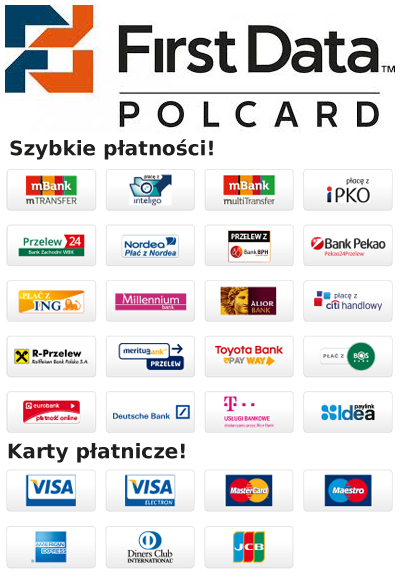 Płatności polcard