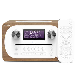 Pure Evoke C-D4 Radio DAB+ Bluetooth AUX