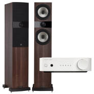 FYNE AUDIO F303 + ARGON AUDIO SA1 Zestaw Stereo
