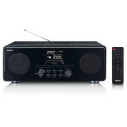 Lenco DIR-260 Radio Internetowe CD DAB+ Bluetooth LCD