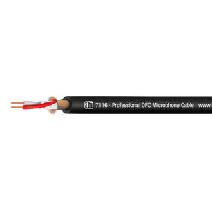 Adam Hall 7116 Kabel mikrofonowy OFC 2 x 0.22mm